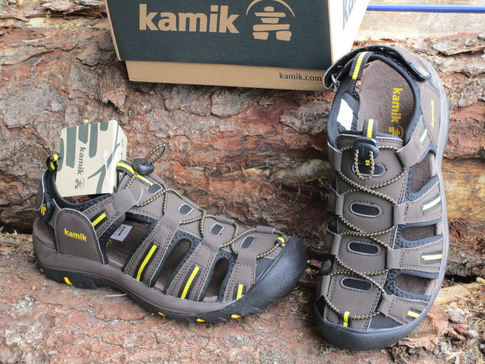 KAMIK SANDALEN Trekking Wasser Outdoor Sandale CAPEMAY für´s Wasser Trekking zur Auswahl 19bed4