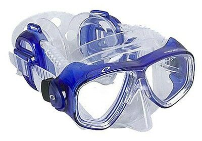 Mask Pro Ear 2000 Protector Diving Mask Dry Scuba Dive 'Colour Blue'