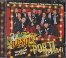 Aaron y su Grupo Ilusion Por ti y Para ti CD New Nuevo Sealed
