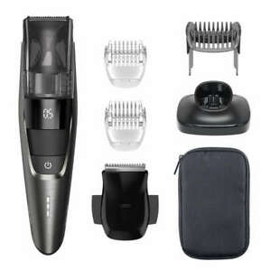 PHILIPS-Beardtrimmer-Series-7000-BT7520-15-Tondeuse-a-Barbe-Systeme-d-039-Aspiration