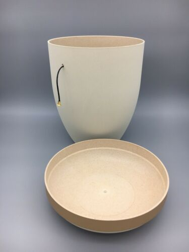 Bio Urne Neuware Bestatter Incl.Versand Rechnung Natural Urne
