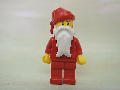 Lego Figur City Santa Weihnachtsmann Nikolaus rote Hose  hol009  2824 40059