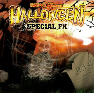 drew s famous halloween special fx spooky background haunted house