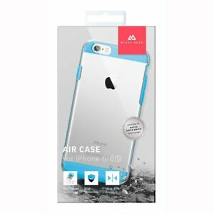 best website e40a0 0b415 Details about iPhone 6 6S AIR DROP PROTECTION CASE 3 Colours by Black Rock  NEW Boxed 24Hr Post