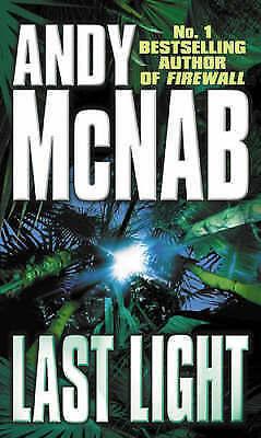 Last Light, McNab, Andy, Very Good Book