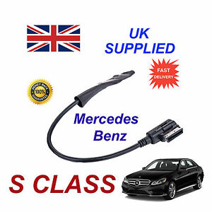 Genuine SKODA ROOMSTER MMI AZO800001 iPhone 3gs 4 4s iPod Cable De Reemplazo