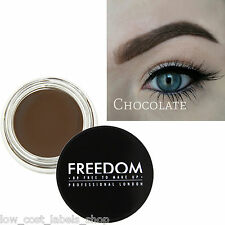 7d356250f61 Freedom Makeup Eyebrow Definition GEL HD Brows - Pro Brow Pomade Chocolate  Brown