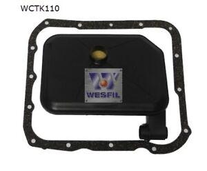WESFIL Transmission Filter FOR Mitsubishi NIMBUS 1998-2005 F4A42 WCTK110