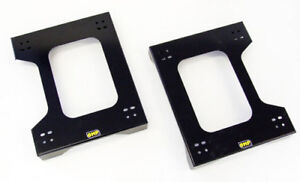 FIAT-500-ABARTH-TURBO-07-OMP-RACING-BUCKET-SEAT-MOUNT-SUBFRAMES-TWIN-PACK