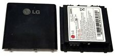 LG Battery LGLP-GAMM Cellphone Battery Black External KG810 Replacement Oem