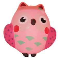 Jumbo Owl Bird Squishy Slow Rising Scented Hand Pinch Kid Funny Toys