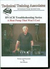 Hvacr Troubleshooting Series A Heat Pump That Wont Cool By Jim Johnson