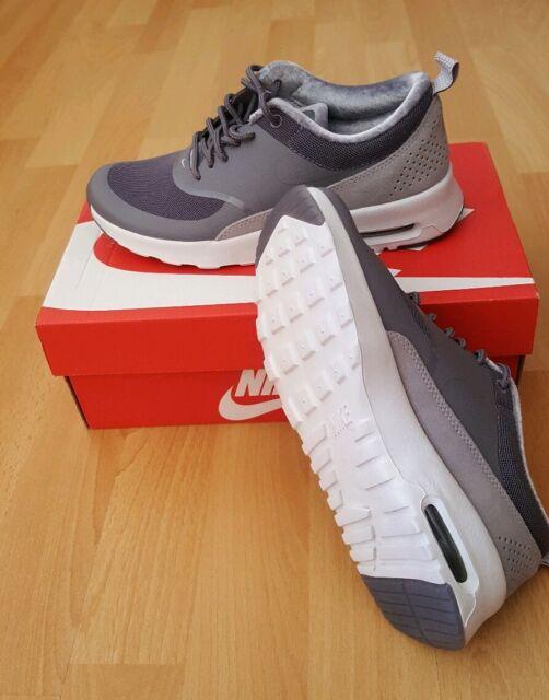Nike Air Max Thea Damen Schuhe Grau, Größe 40
