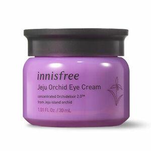 INNISFREE-Jeju-Orchid-Eye-Cream-30ml-Free-Gift