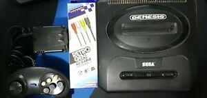 Sega-Genesis-Console-System-Model-2