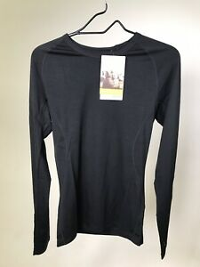 NWT ICEBREAKER Men/'s Merino Wool Coast To Coast MEDIUM//LARGE//XL//XXL Crew Shirt