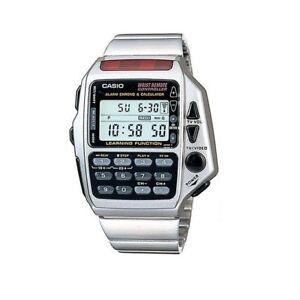 manual casio remote control watch