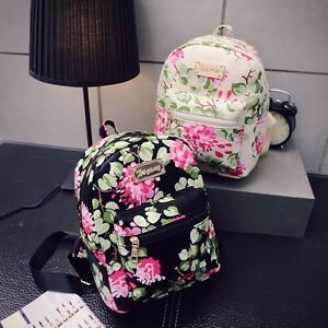 New-Women-bags-Backpack-School-Japanese-Shoulder-Bag-Rucksack-Canvas-Travel-bags
