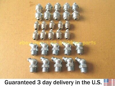 Pack Of 50 Pcs 1450//0001 1450//0002 1450//1001 Jcb Grease Nipples