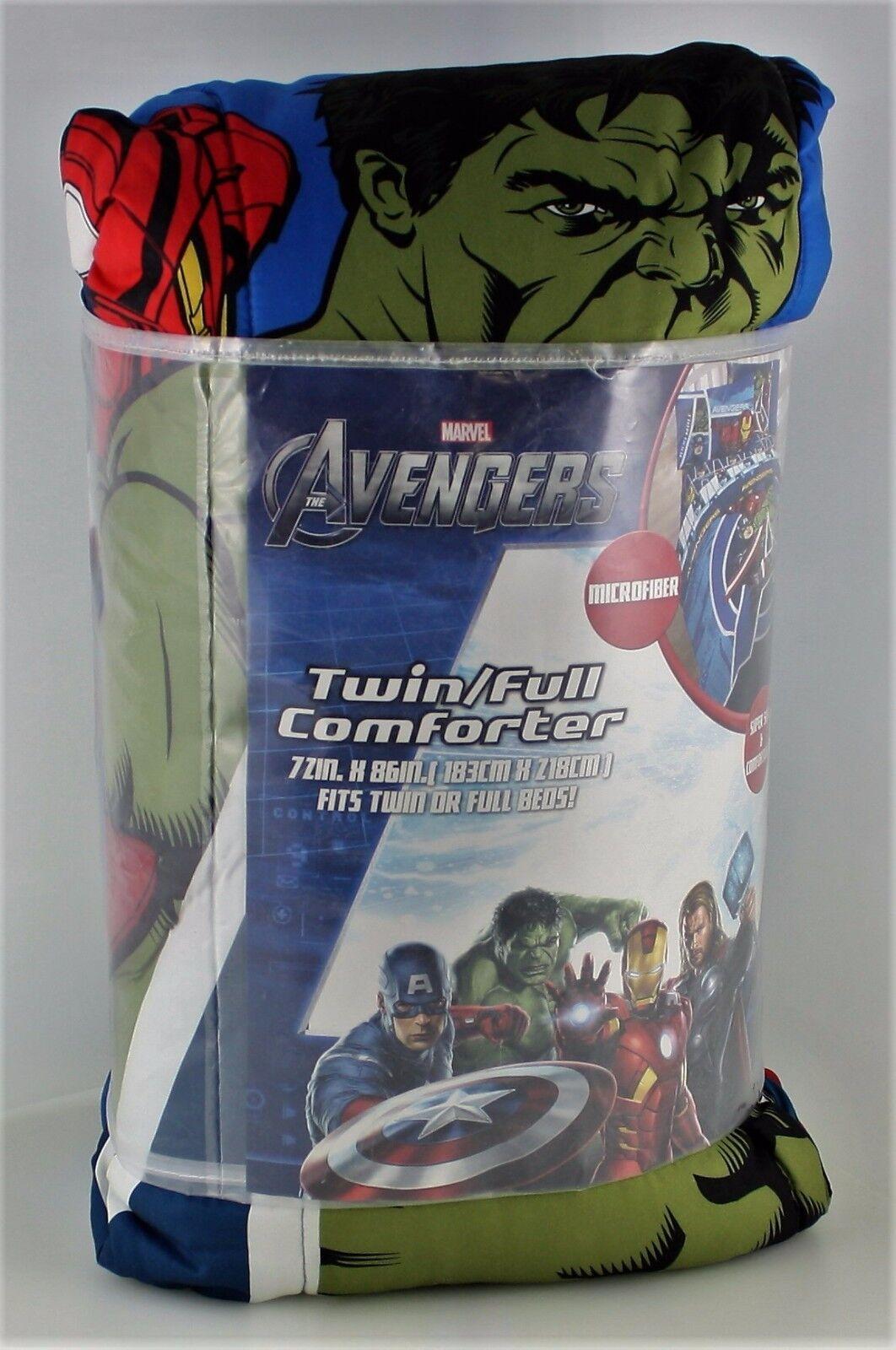 Marvel Avengers Duvet lits full