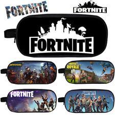 FORTNITE Pencil Case Battle Royale Game School Bag Kids Stationary XMAS Gift UK