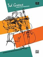 Chord Chemistry By Ted Greene, (paperback), Alfred Music , New, Free Shipping on sale