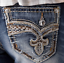Buckle Rock Wash Revival Blue Skinny 0 Stretch Exclusive Yui New Jean Size 25 Yd7qpSR