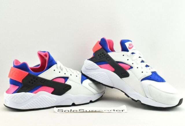 premium selection dcee4 9d160 Men's Nike Air Huarache 91 OG Royal Pink Ah8049-100 US 8