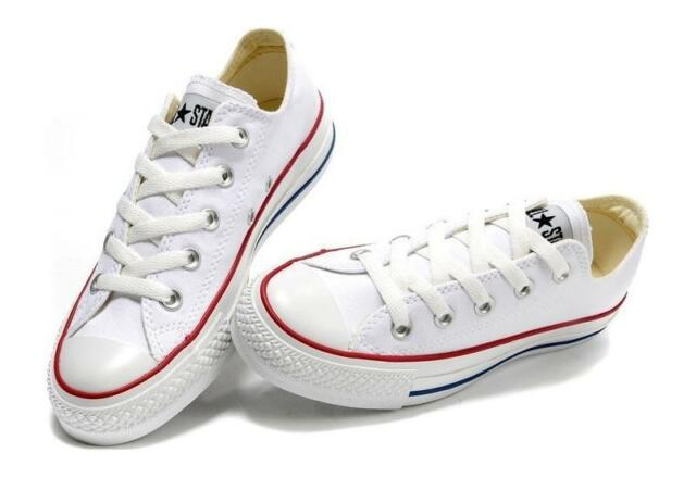 Converse Men's Womens Unisex All Star Low Tops Chuck Taylor