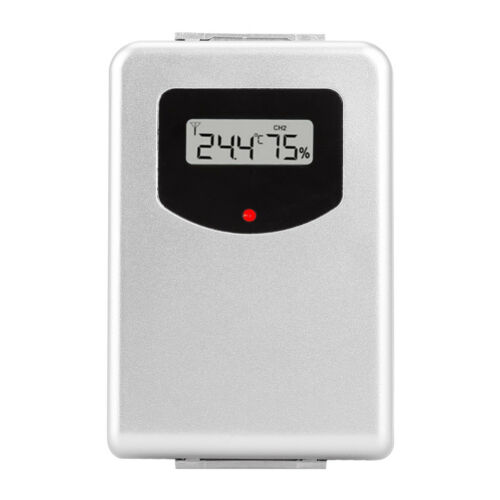 433MHz Wireless Weather Station With Forecast Temperature Digital Thermometer ZP