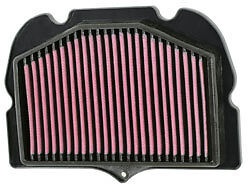 KN AIR FILTER (SU-1308) FOR SUZUKI GSX1300R HAYABUSA 2008 - 2016