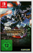 Artikelbild Monster Hunter Generations Ultimate (Switch NEU OVP