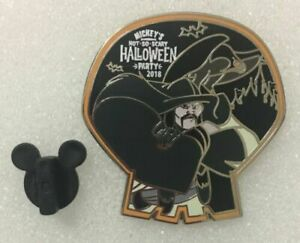 New-Disney-Parks-Shan-Yu-Halloween-Party-Pin-2018
