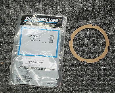 New Mercury Mercruiser Quicksilver OEM Part # 27-88346 GASKET