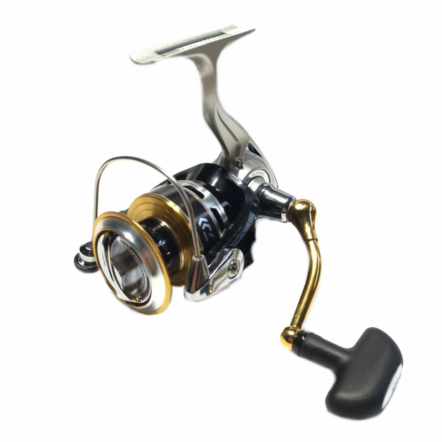 Daiwa 16 CREST 2500 Spinning Reels  brand on sale clearance