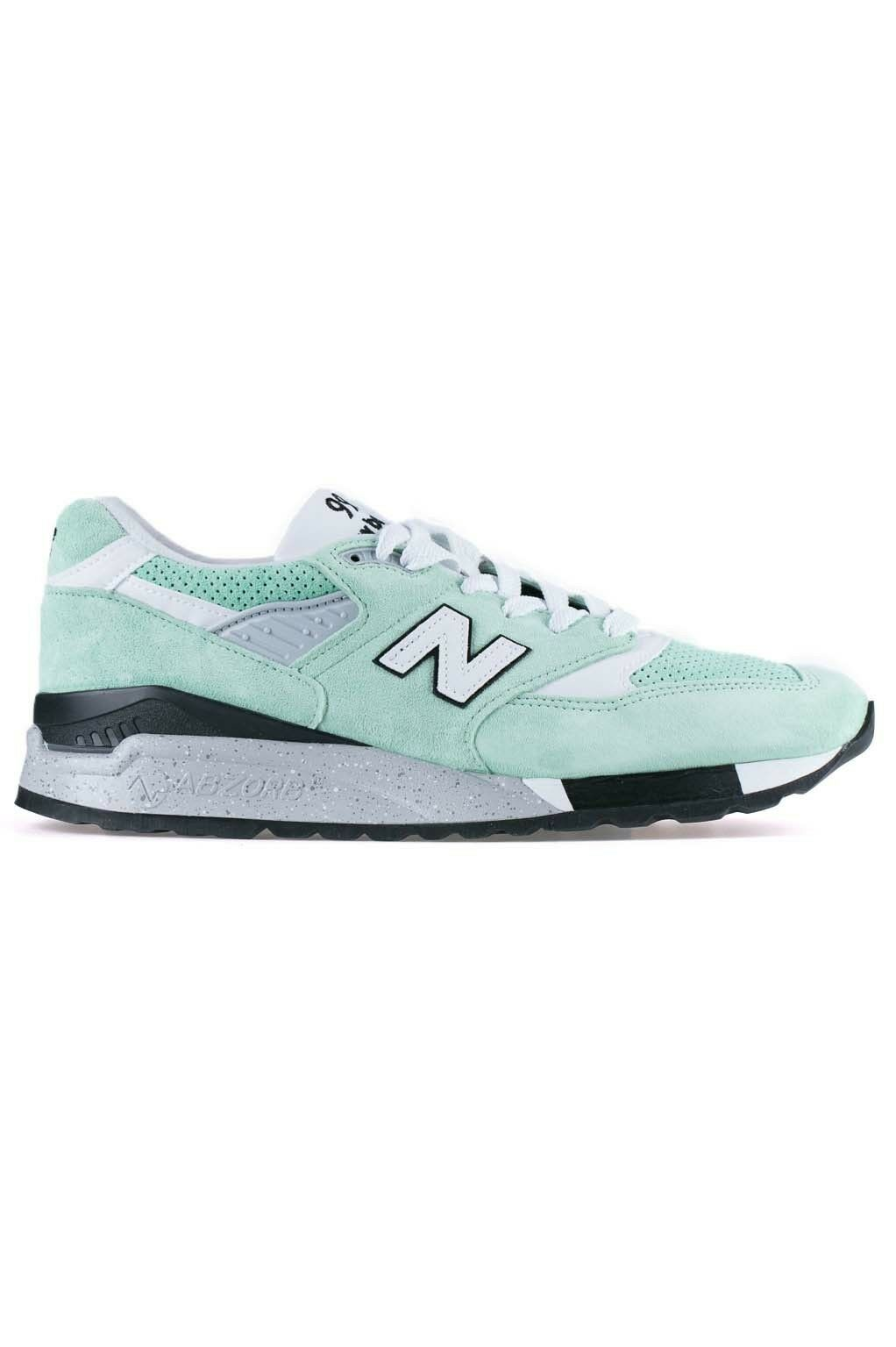 new arrival 96415 e17bc MADE 6 SUEDE PIG MINT M998XAC BALANCE NEW NEW IN SIZE 209.99 ...