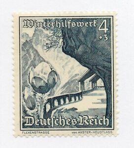 Deutschland Allemagne 1938 Winter Relief Question Fine Comme Neuf Charnière 4pf. 290145-afficher Le Titre D'origine