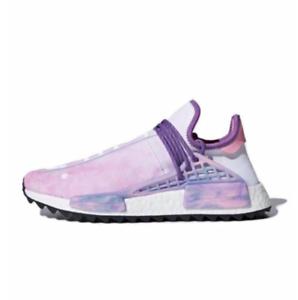Adidas Nmd Hu X Pharrell Williams Human Race Holi Pink Glow Ac7362