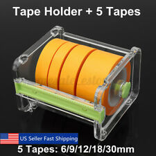 Tape Dispenser Tape Cutter New Roll Tape Holder Tape Modeling Tools