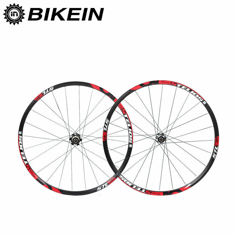26  27.5  Aluminum Alloy Wheelset MTB Mountain Bike Bicycle Wheels 7 Bearing Hub