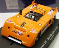Fly Gb25 Chevron B19 Grand Champion Series '71 1/32 Slot Car In Display Case