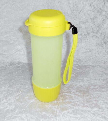 TUPPERWARE To Go infuse EcoEasy Trinkflasche Wasserplus mit Zitruspresse 700ml