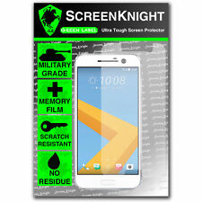ScreenKnight HTC 10 - FRONT SCREEN PROTECTOR invisible Military Grade shield