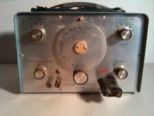 Vintage Tube Rca Audio Signal Generator Wa 44c
