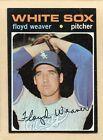 1971 Topps Floyd Weaver #227 Baseball Card