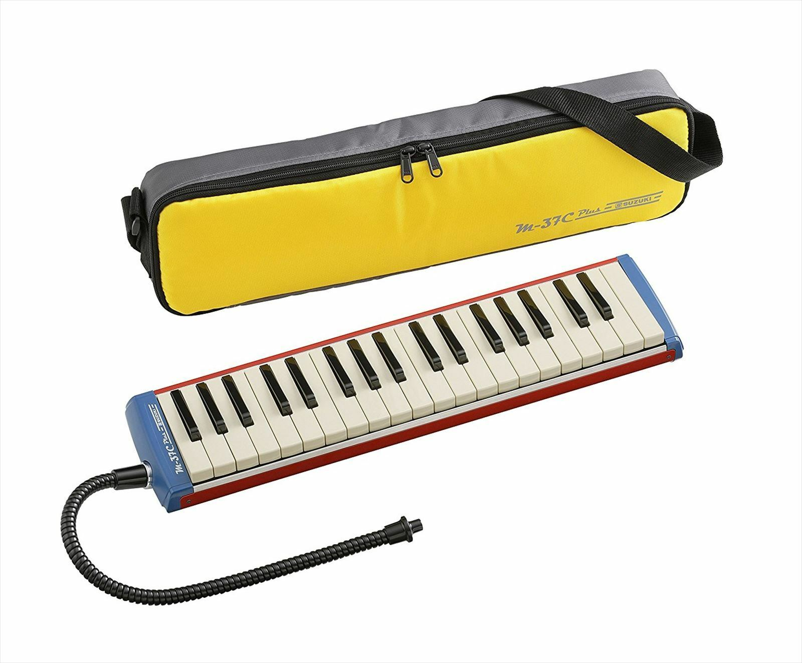 Armónica Melodion Suzuki teclado  Alt M-37C Plus 37key 37key 37key Melodica F S de Japón a04a14