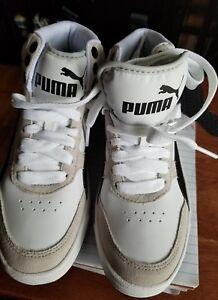 754cdb2478 Details about PUMA 36391601 Kids Rebound Street v2 Sneaker- Choose SZ/Color.
