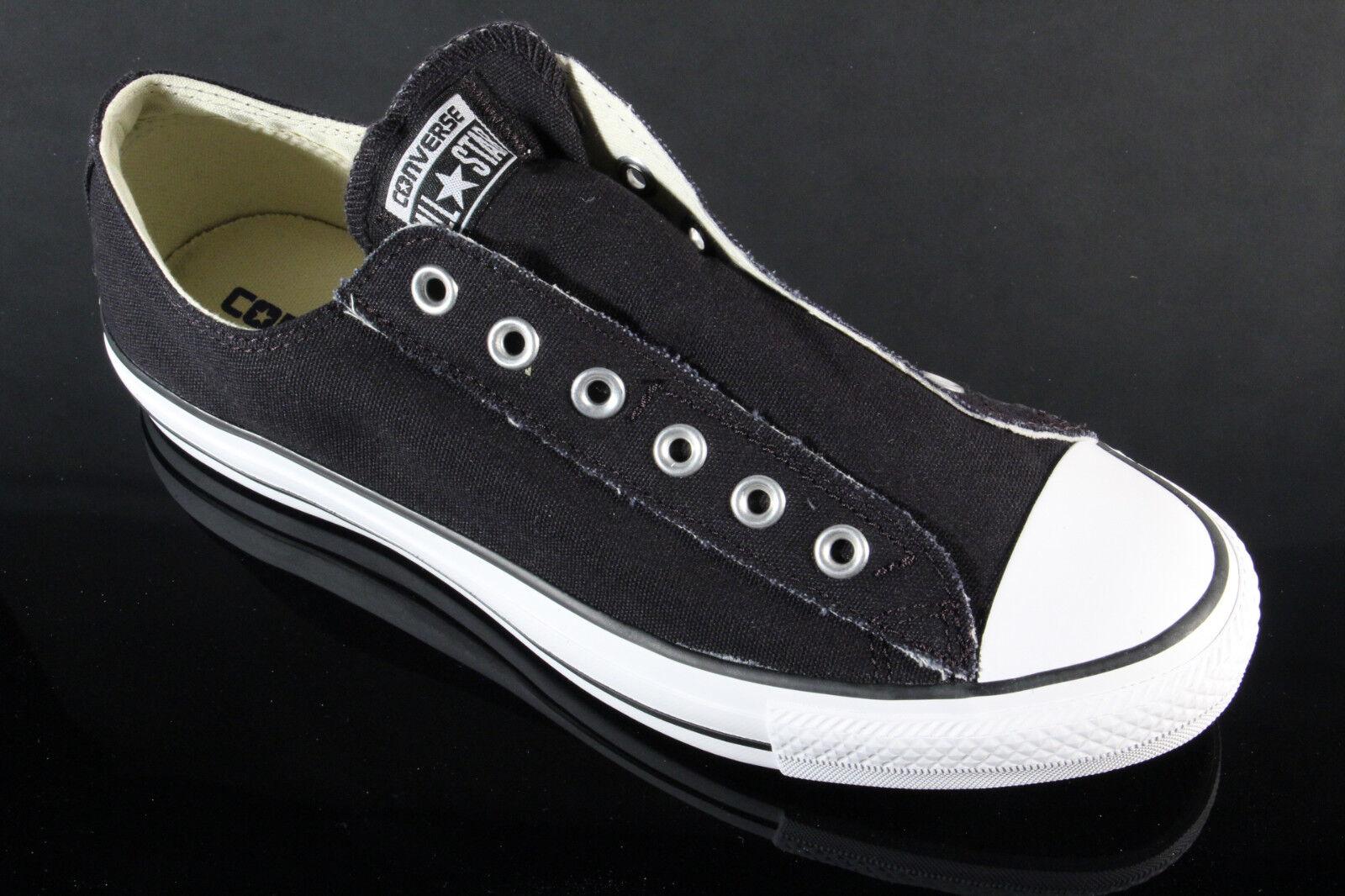 Converse All Star Slipper Sneaker Sneaker Sneaker schwarz Textil/Leinen Neu df1b06