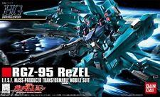 Bandai gundam HG 1/144 HGUC RGZ-95 ReZEL Model kit(Gundam UC) 161569