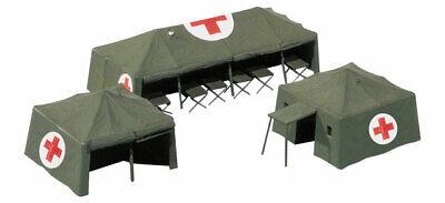 Marchio Di Tendenza Herpa 746021 Herpa Military: Accessori Sanitätszelte, Modello Kit 1:87 (h0)-mostra Il Titolo Originale Con Metodi Tradizionali